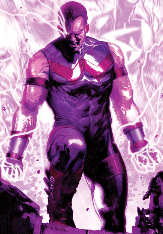 Wonder Man – Hồ Sơ Nhân Vật