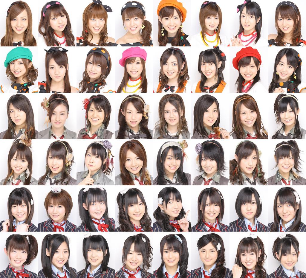 Hồ sơ nhân vật - Giải mã AKB48 - hiện tượng âm nhạc đình đám của Jpop - 02 24119 -