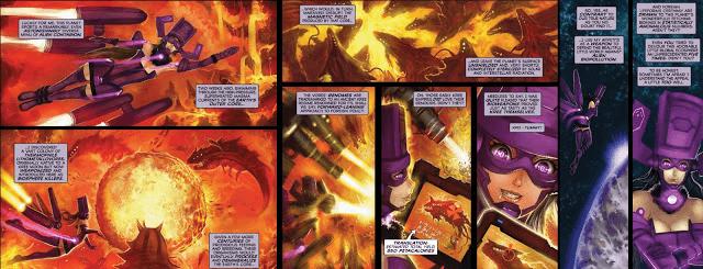 Hồ Sơ Nhân Vật Galacta – Con gái của Galactus - galacta 5913 -