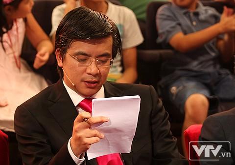 Hồ sơ nhân vật - Tiểu sử BTV Quang Minh VTV - tieu su btv quang minh vtv 8405 -