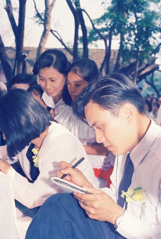 Hồ sơ nhân vật - Tiểu sử diễn viên Lê Công Tuấn Anh - tieu su dien vien le cong tuan anh 7645 -