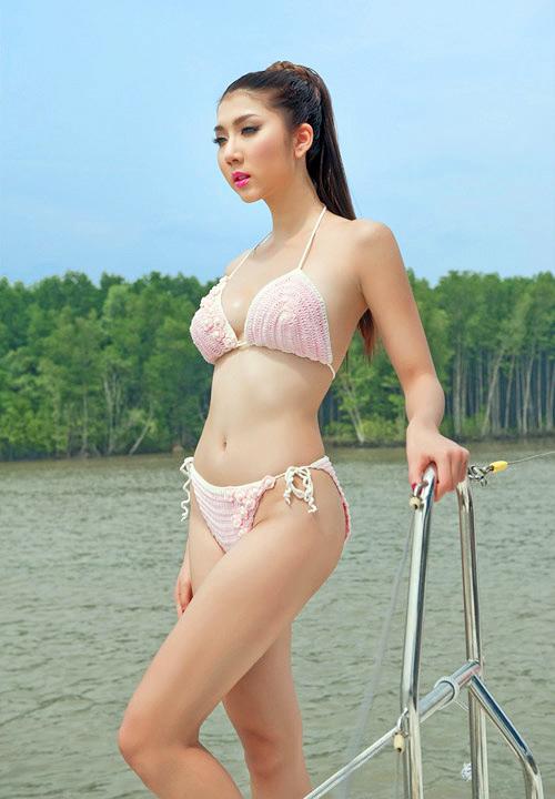 Hồ sơ nhân vật - Ảnh bikini áo tắm đẹp của người mẫu người đẹp nóng bỏng và gợi cảm - ve kieu sa cua ngoc quyen 3049 -