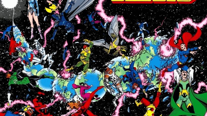 Hồ Sơ Nhân Vật Green Lantern – Hal Jordan - crisis on infinite earths -