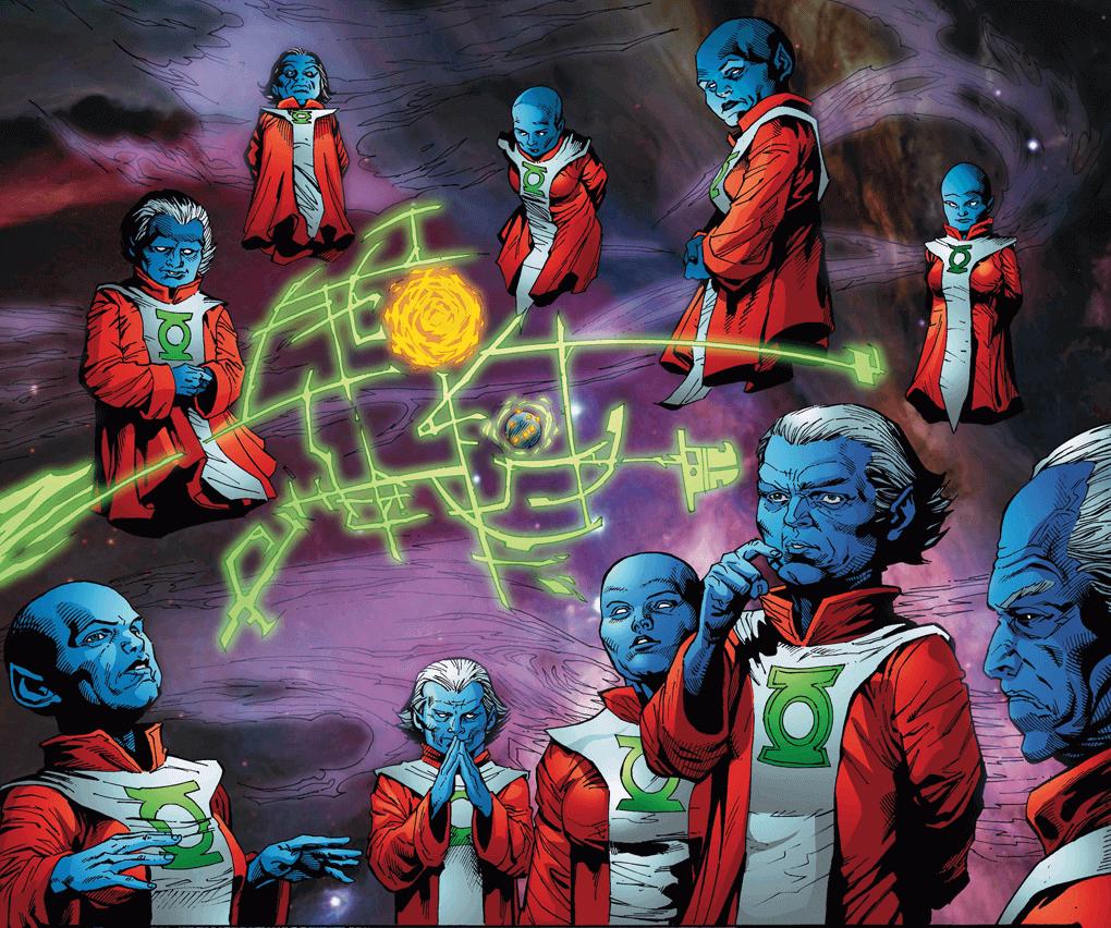Hồ Sơ Nhân Vật Green Lantern – Hal Jordan - green lantern hal jordan nhan vat dc 3598 -