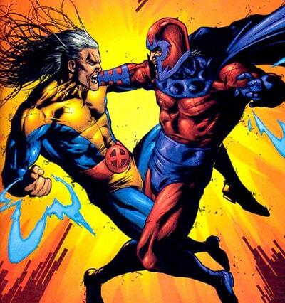 Hồ Sơ Nhân Vật Erik Lehnsherr – Magneto: Bậc thầy điều khiển từ trường là ai ? - joseph -