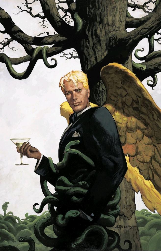 Hồ Sơ Nhân Vật Lucifer Morningstar – Thiên thần sa ngã của Chúa là ai ? - lucifer morningstar nhan vat dc 3571 -