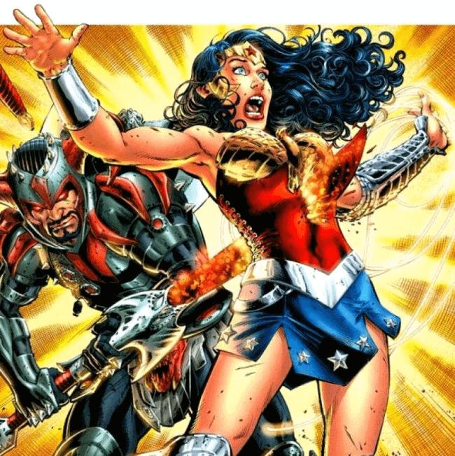 Hồ Sơ Nhân Vật Steppenwolf: Đệ nhất chiến tướng của Darkseid là ai ? - steppenwolf nhan vat dc 3577 -