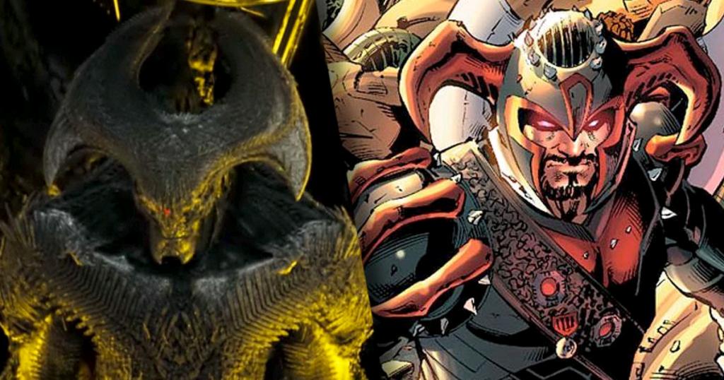 Hồ Sơ Nhân Vật Steppenwolf: Đệ nhất chiến tướng của Darkseid là ai ? - steppenwolf -